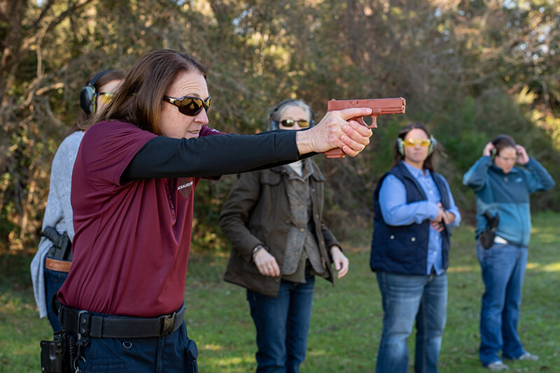 Concealed 360 - Law Enforcement - Female Specific Firearms